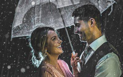 Wedding Day Tips – Brides Embrace The Rain –